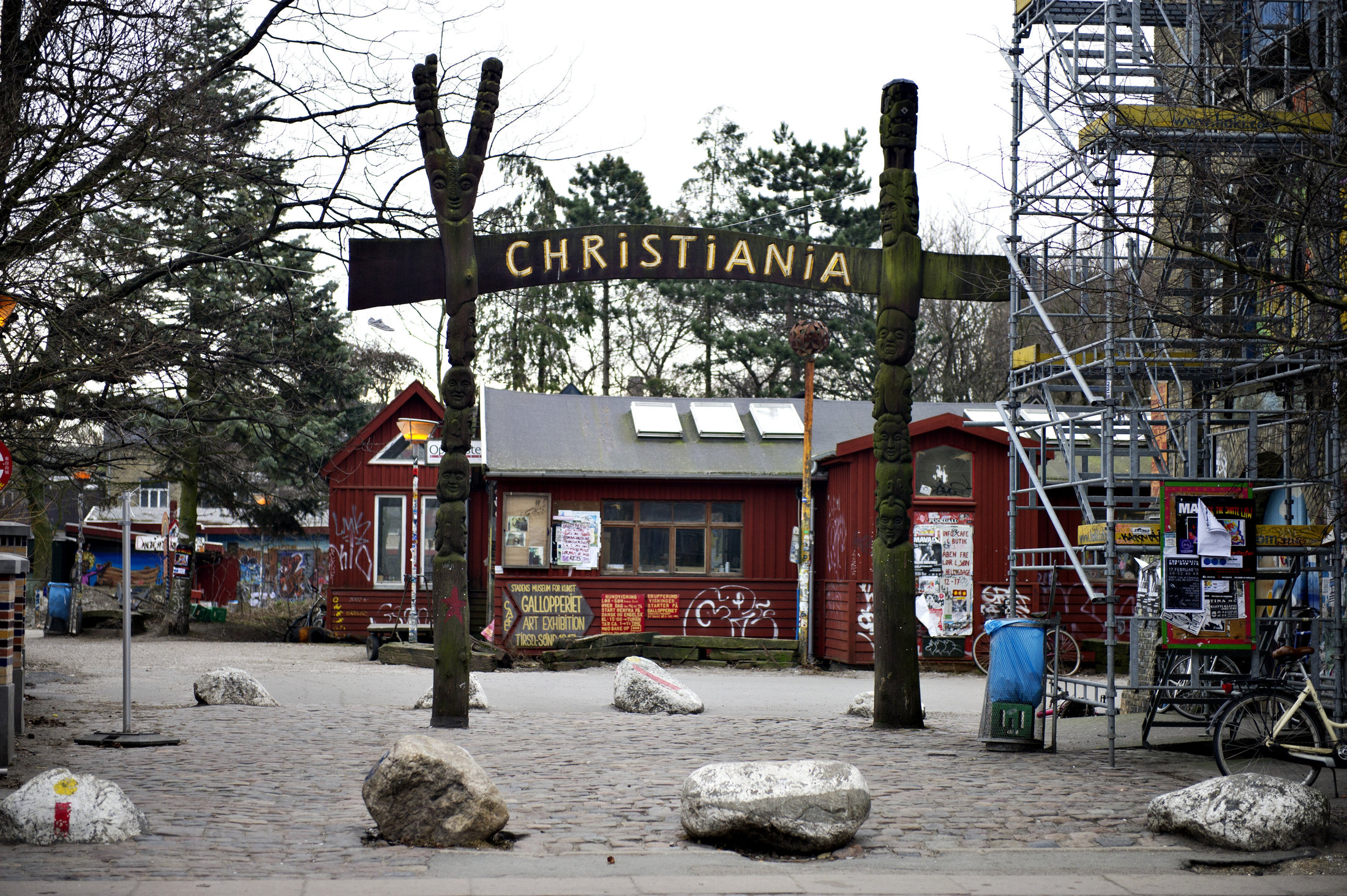 Guide to: Christiania - In English | AOK