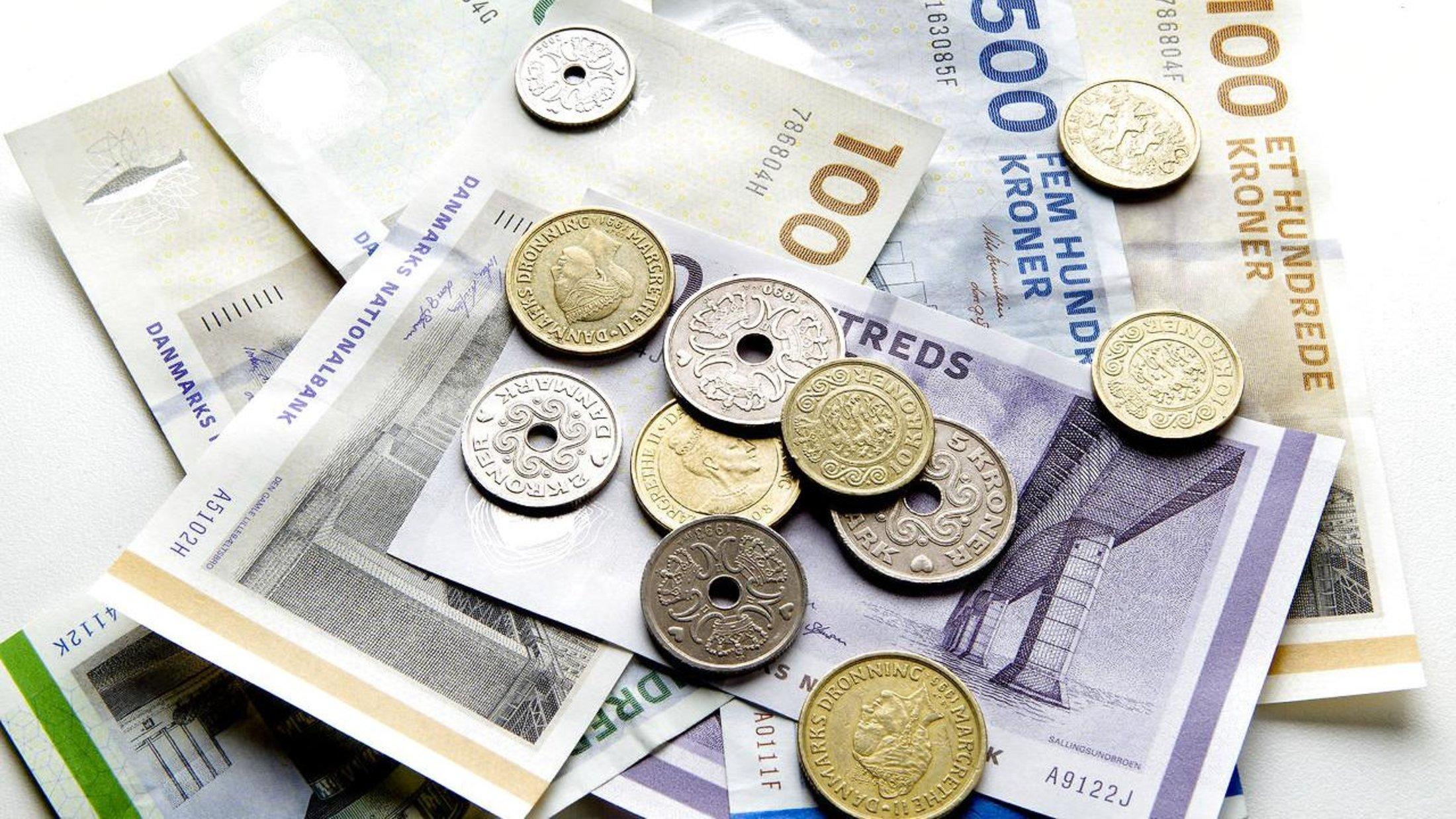 Kasinoer med rigtige penge i Danmark